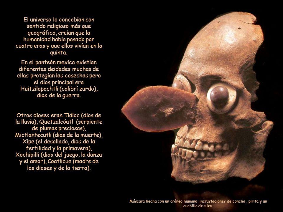 Los Mexicas hablaban lengua náhuatl, de sonido suave y melodioso. Su escritura era jeroglífica, con signos llamados pictogramas y otros en cambio eran