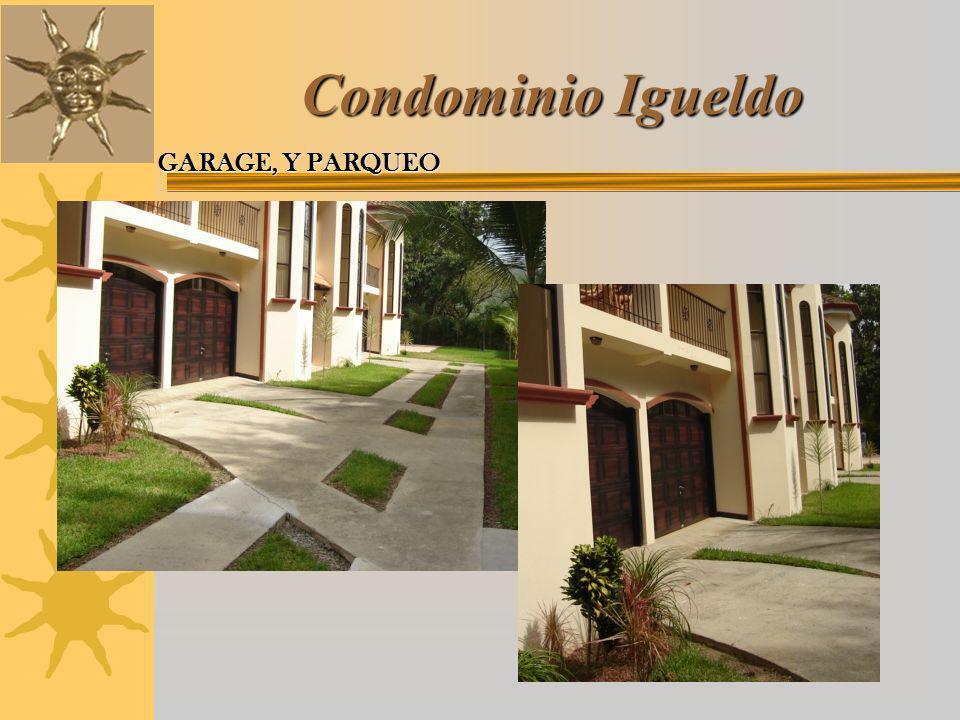 Condominio Igueldo GARAGE, Y PARQUEO