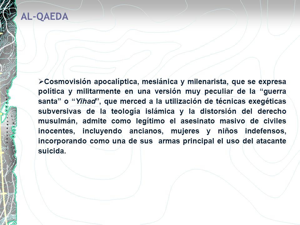 EL CALIFATO ISLAMISTA DE OSAMA BIN LADEN La decisión por parte de Al-Qaeda de iniciar una guerra global contra los EE.UU.