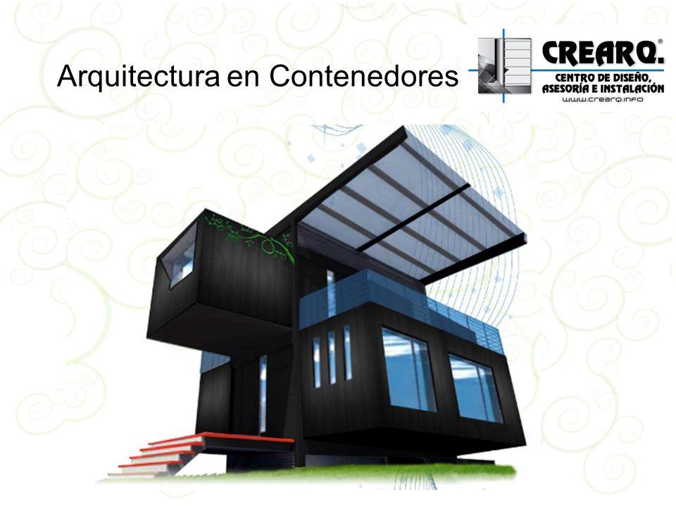 Arquitectura en Contenedores