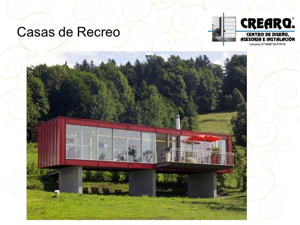 Casas de Recreo