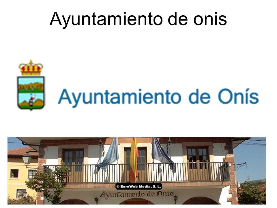 Ayuntamiento de onis