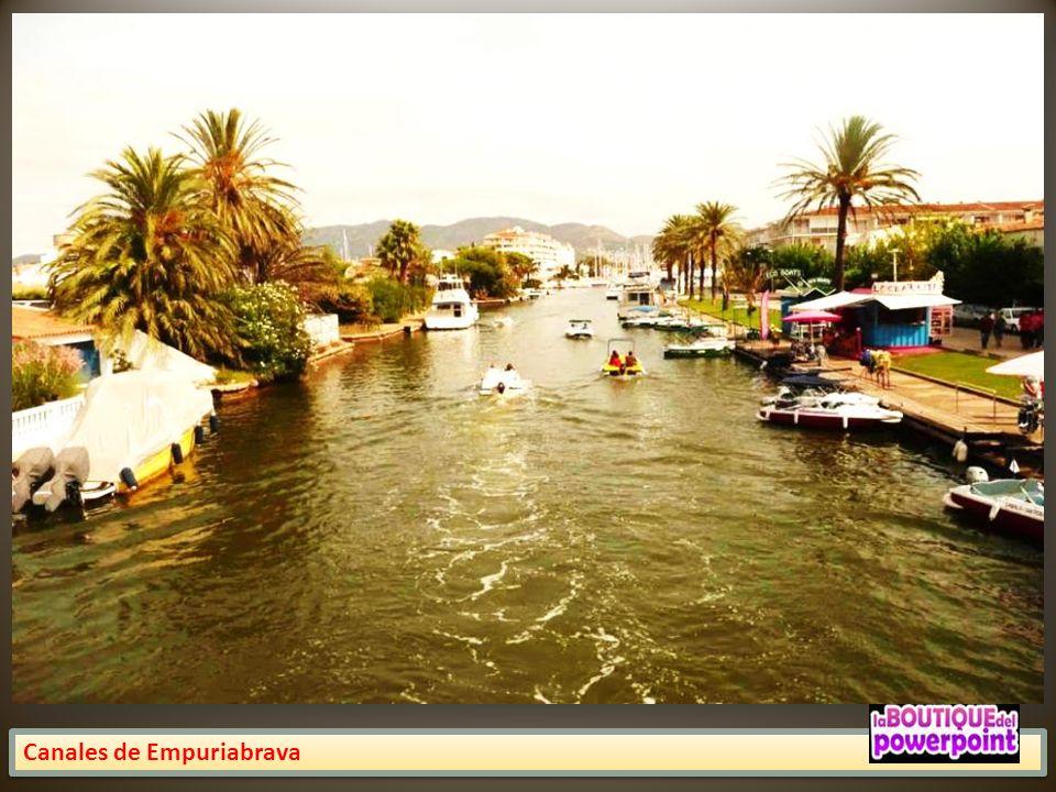 Canales de Empuriabrava