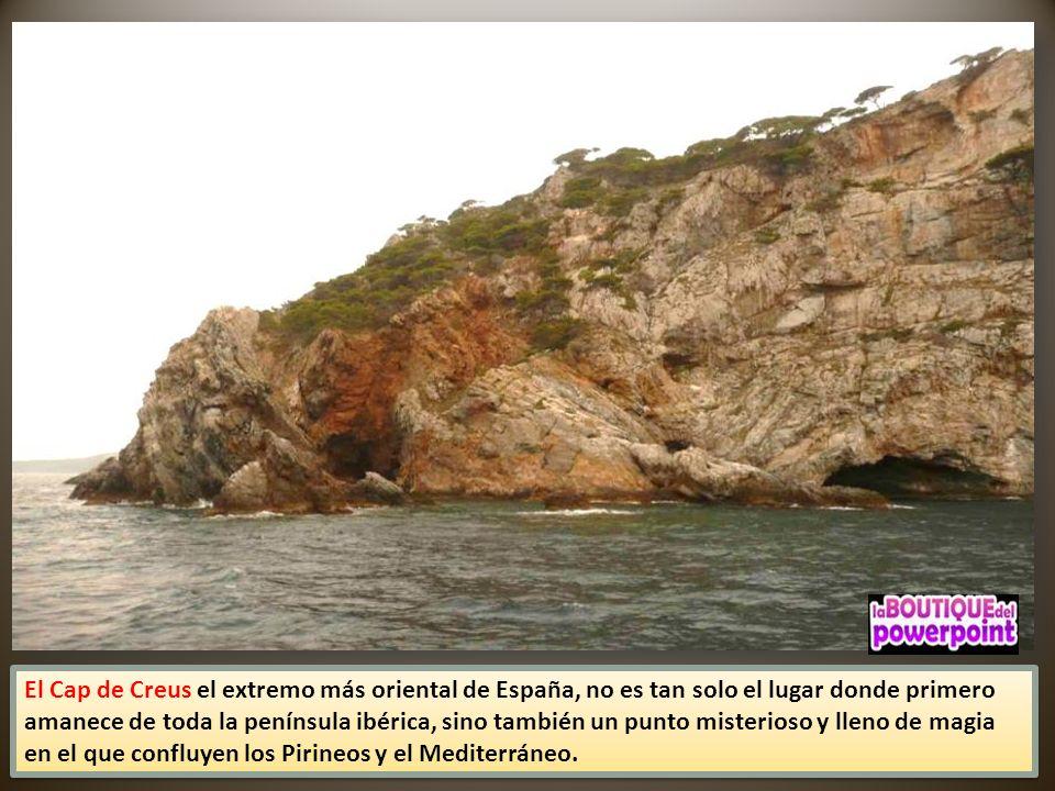 Cap de Creus. La riqueza ecológica de los fondos marinos que rodean al cabo llevó a declararlos reserva marina en 1998, una figura que protege el ento
