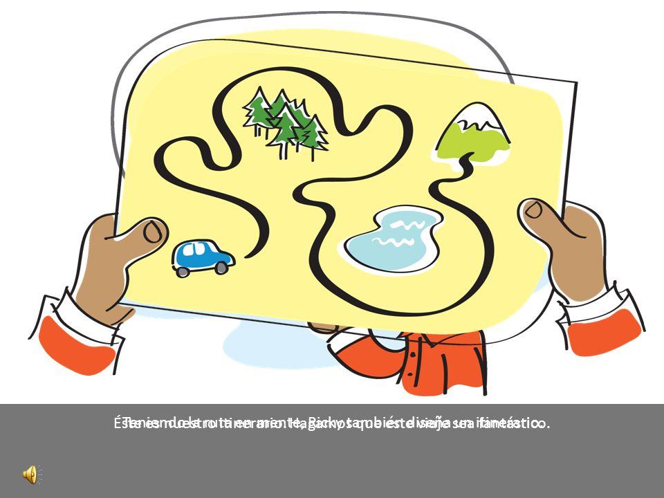 Estos objetivos están en nuestro mapa estratégico, y dirigen el uso eficiente y efectivo de los recursos.