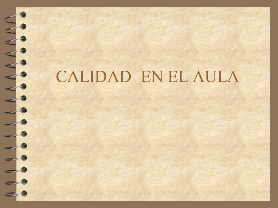 ESTRATEGIAS RELACIONADAS CON LA CALIDAD