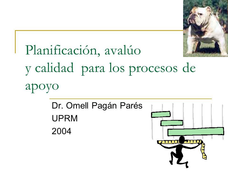El concepto de calidad en el ámbito institucional Calidad es difícil de definir P.