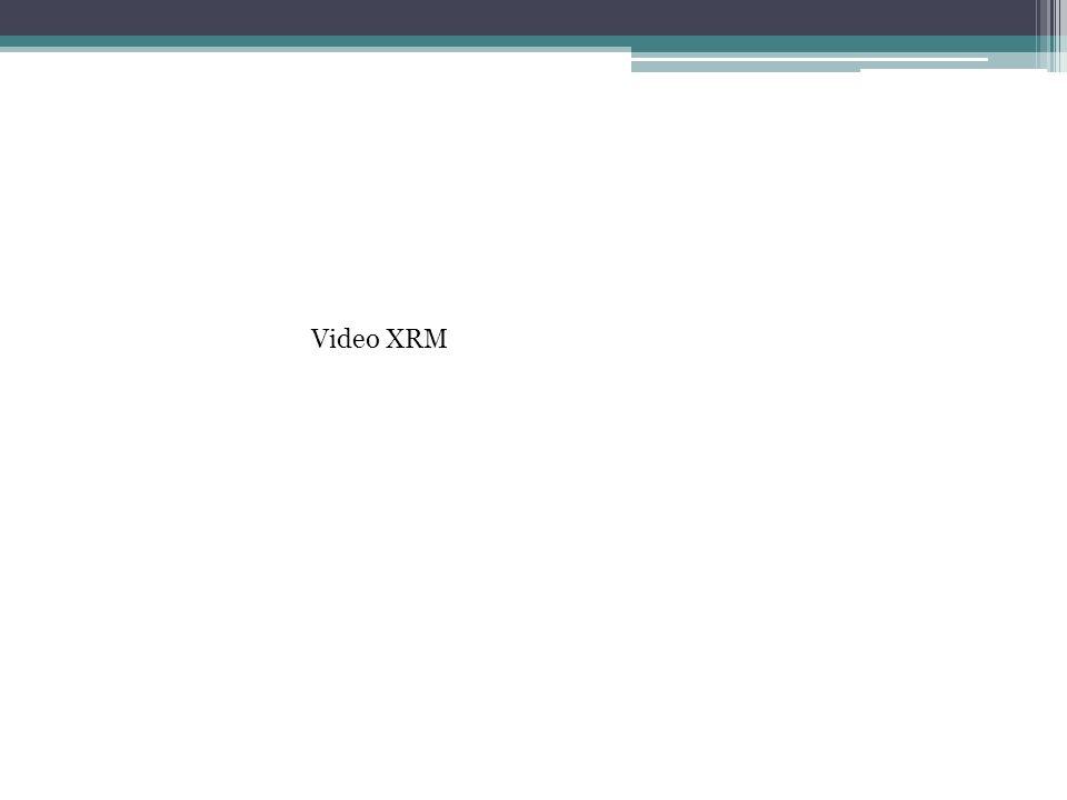 Video XRM