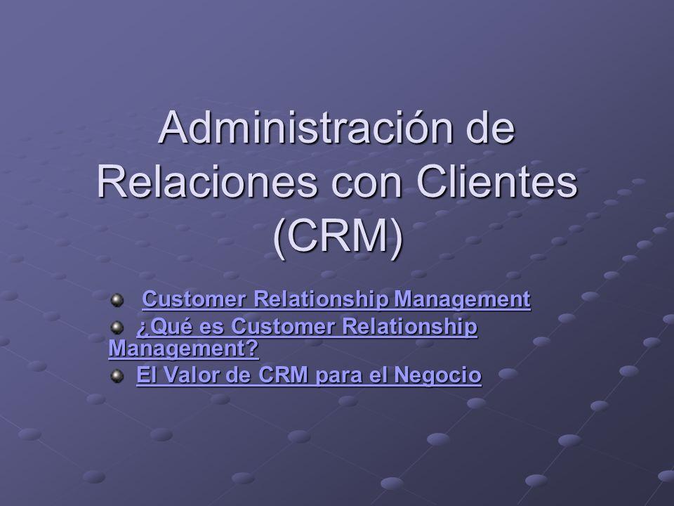 (CRM) Las organizaciones de hoy están buscando continuamente cómo obtener una ventaja competitiva.