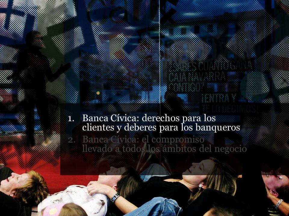 4   CIUDADANOS QUE DEMANDAN TRANSPARENCIA Y PARTICIPACIÓN / CAN PIONEROS EN BANCA CÍVICA Todo empezó con una frustración...