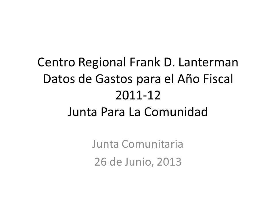 Centro Regional Frank D.