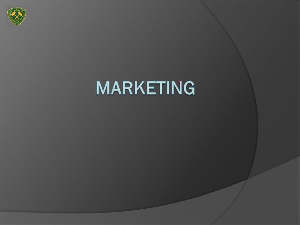 ¿Tienen alguna referencia de lo que es Marketing?