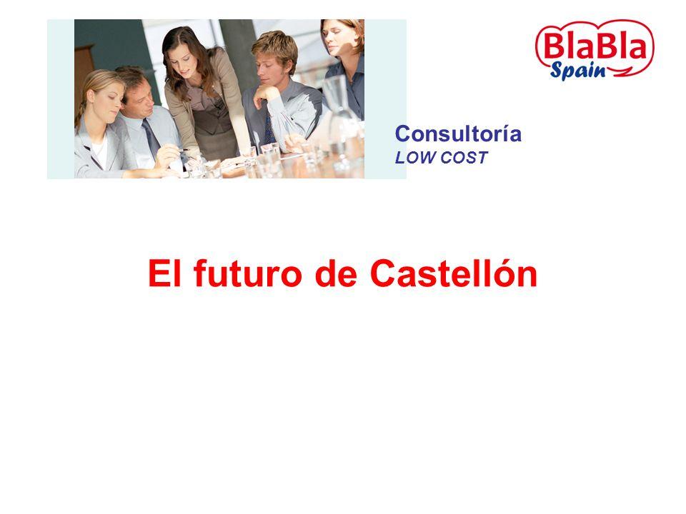El futuro de Castellón Consultoría LOW COST