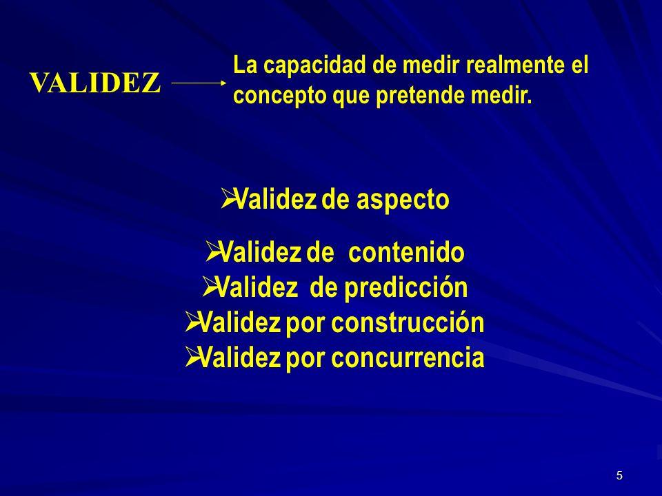 4 Las propiedades técnicas fundamentales de un indicador son: FIABILIDAD Se mide por su consistencia a través de repeticiones confirmando un valor igu