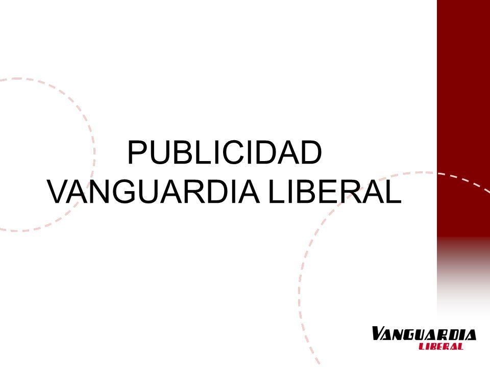 PUBLICIDAD VANGUARDIA LIBERAL