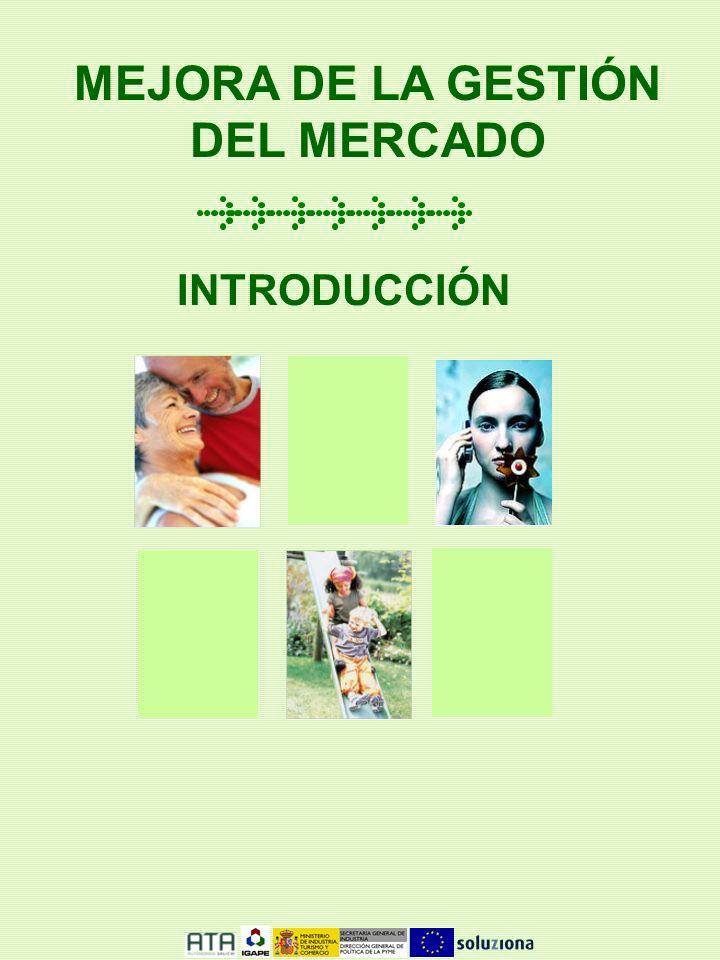 MEJORA DE LA GESTIÓN DEL MERCADO INTRODUCCIÓN