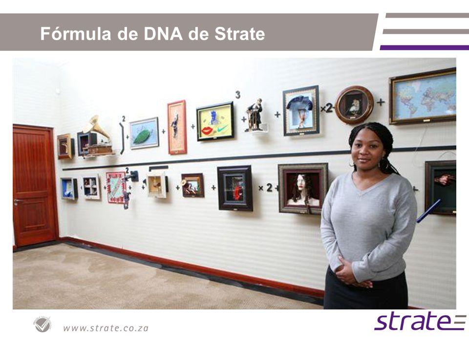 Fórmula de DNA de Strate