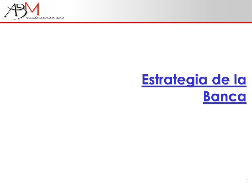 4 En 1995 se inicia un trabajo conjunto, buscando modernizar los medios de pago en México.