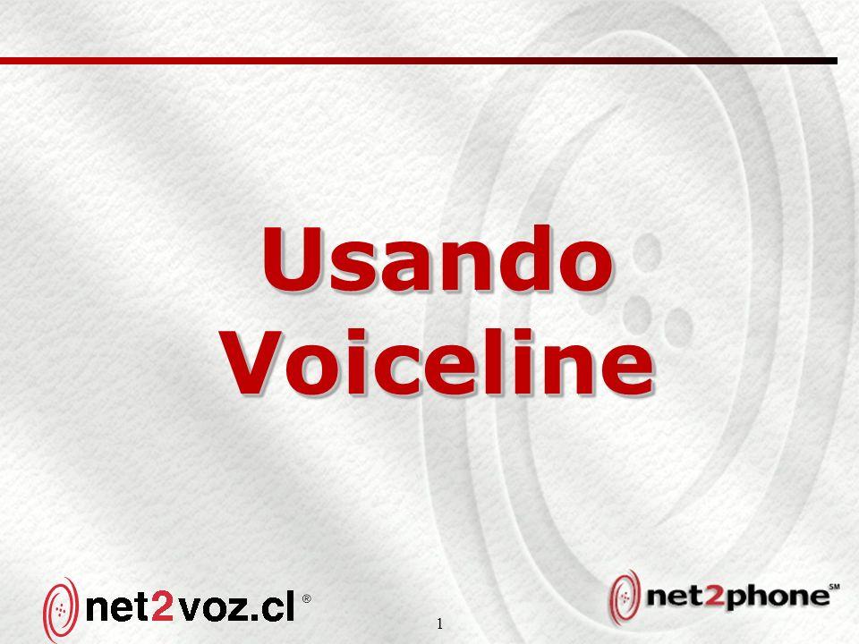 1 Usando Voiceline
