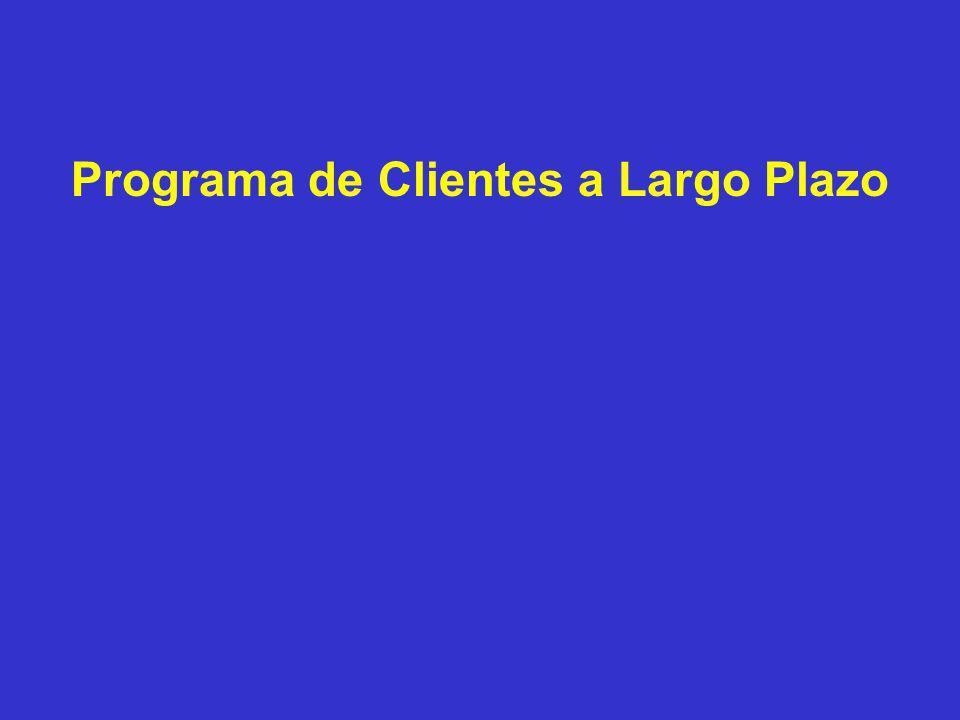 - Se requiere de mucho trabajo y tiempo para mantener una base de 30 a 50 clientes.