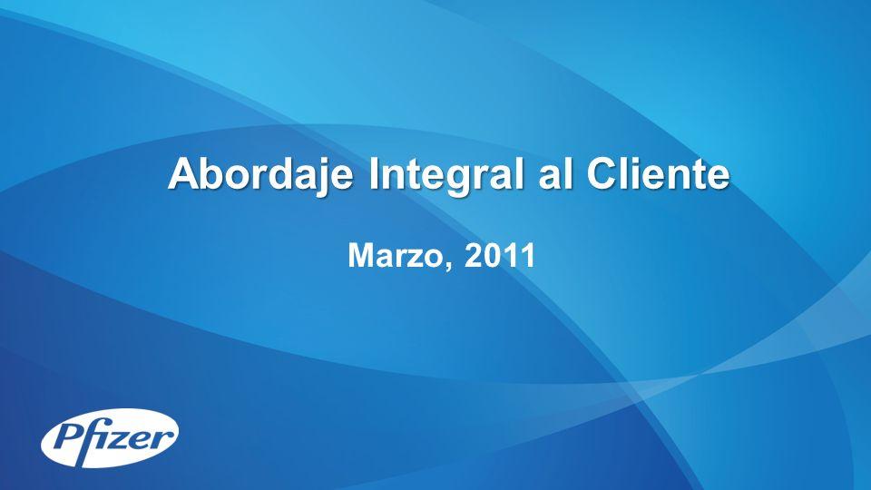 Marzo, 2011 Abordaje Integral al Cliente