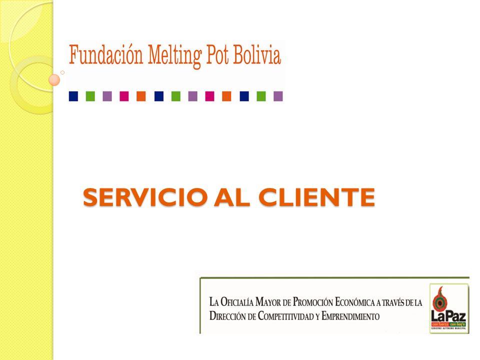 SERVICIO AL CLIENTE SERVICIO AL CLIENTE