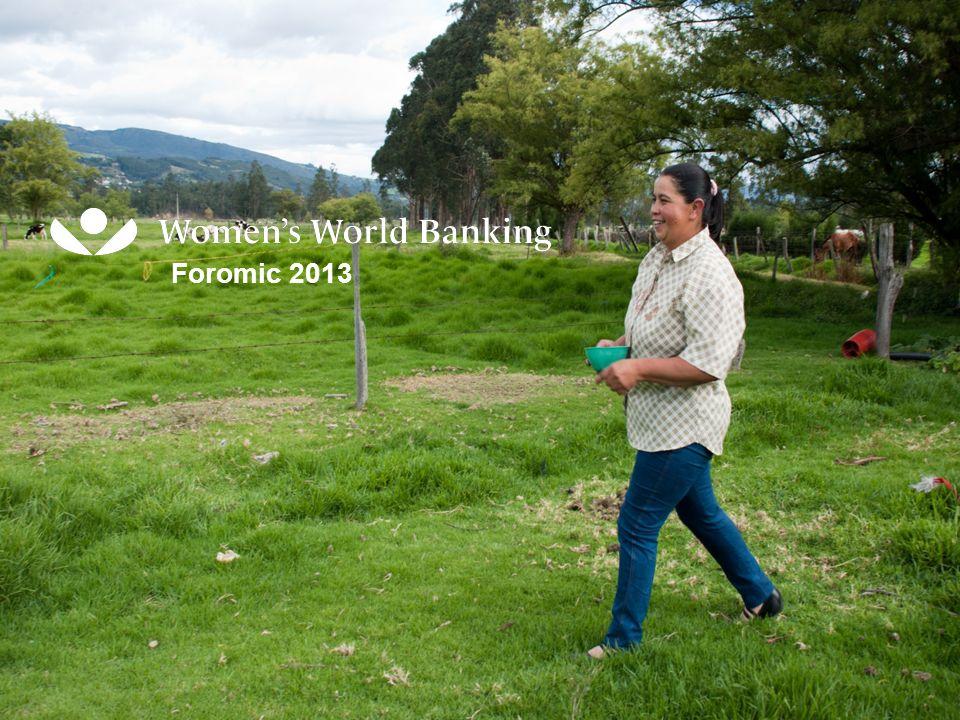 2 Womens World Banking desarrolla productos financieros innovadores para satisfacer las necesidades dinámicas durante la vida de una mujer Ampliación de Acceso Financiero MatrimonioEmpezar un Negocio AlumbramientoEducación Propiedad de Viviendas Salud Educación y Matrimonio de sus hijos Apoyada por la familia Crédito (C) Seguro (S) Ahorros (A) JUVENTUD ADULTEZ TARDíAADULTEZ ADOLESCENCIA A C A SA C S