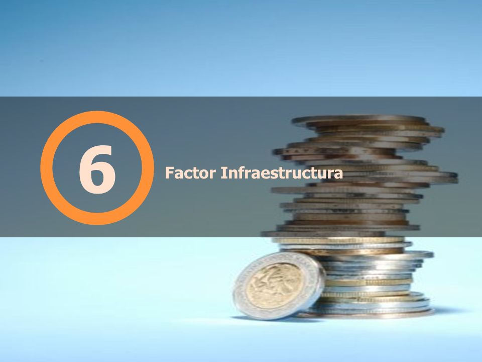 Factor Infraestructura 6