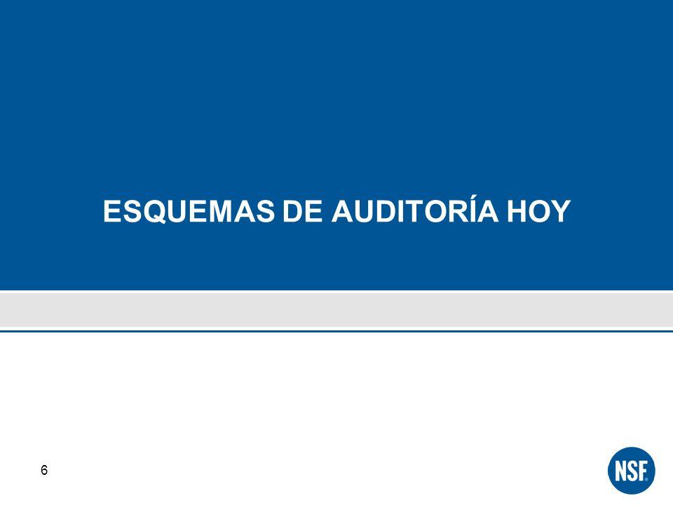 ESQUEMAS DE AUDITORÍA HOY 6