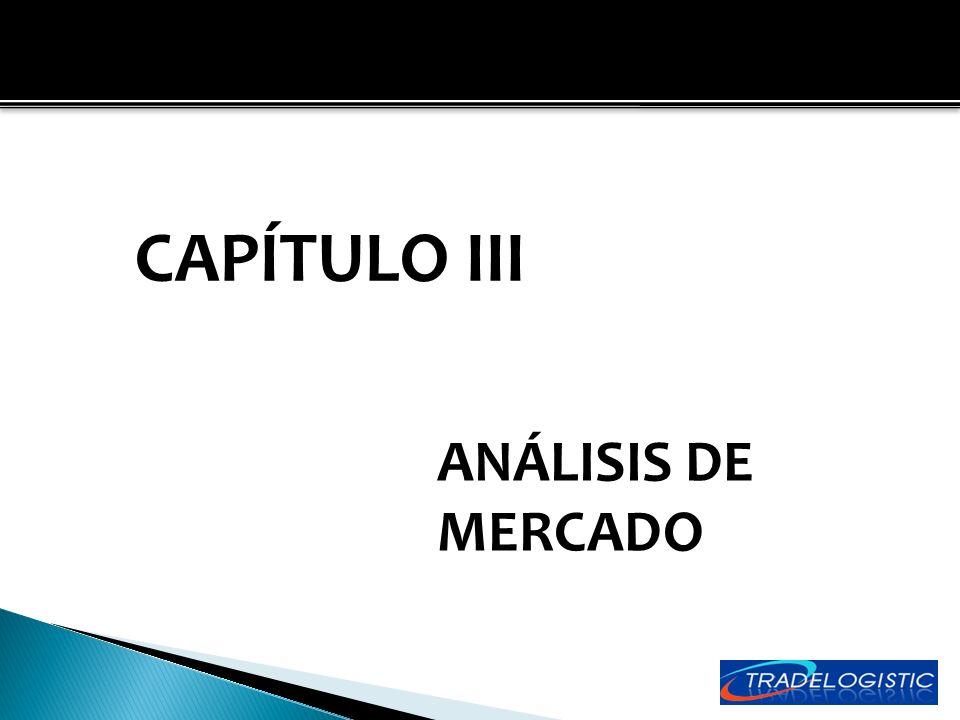 CAPÍTULO III ANÁLISIS DE MERCADO Anexo B BALANCE GENERAL DE LA EMPRESA TRADELOGISTIC