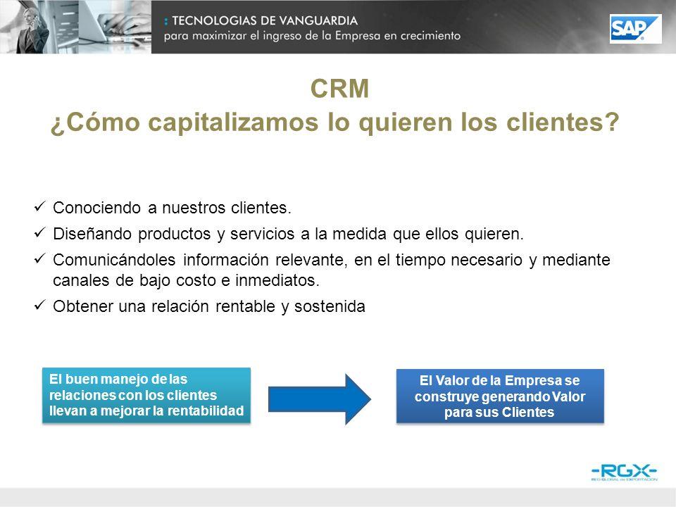CRM Innovación, tecnología, conectividad Hace algunas décadas era impensable el nivel de conexión que existe hoy.
