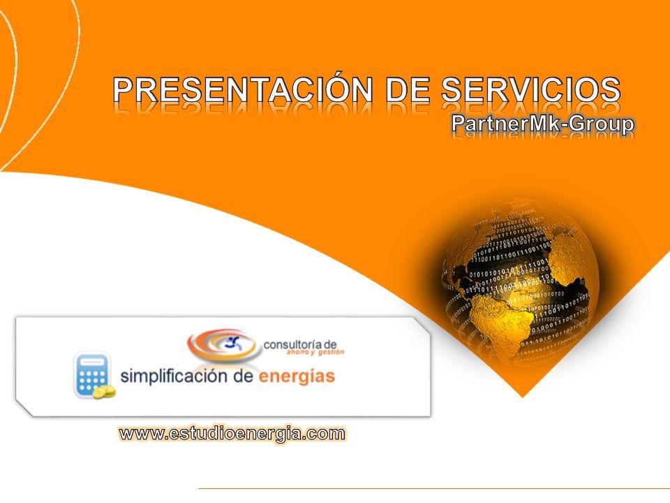 Estudioenergia.com es una empresa de servicios energéticos perteneciente a PartnerMarketing-Group, dedicada a ofrecer desde el año 2003 todo tipo de servicios técnico-comerciales y asesoramiento a Empresas, Asociaciones y Organismos.