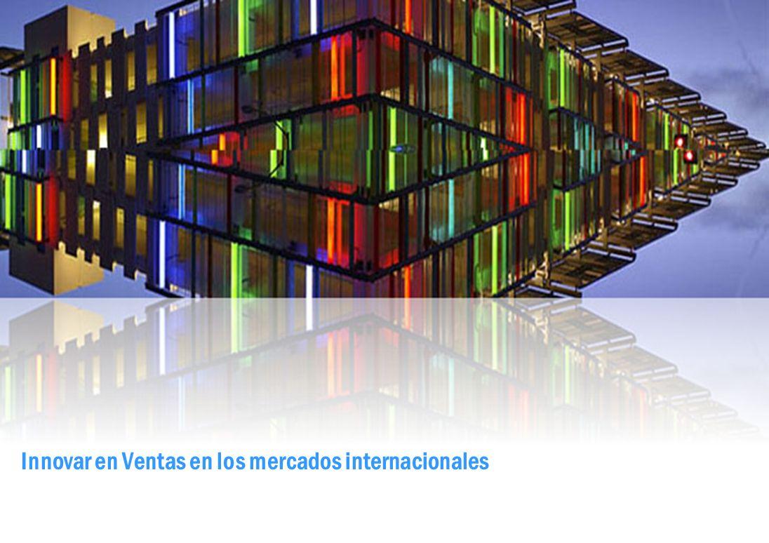 29 Innovar en Ventas en los mercados internacionales
