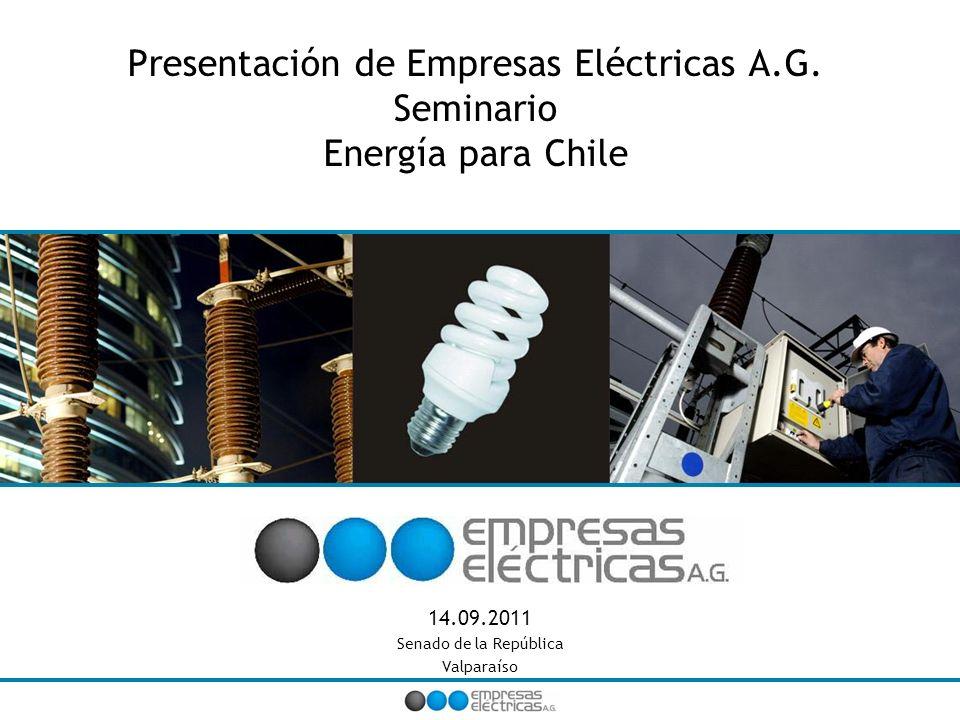 Presentación de Empresas Eléctricas A.G.
