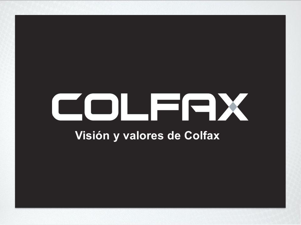 pg 1 Visión y valores de Colfax