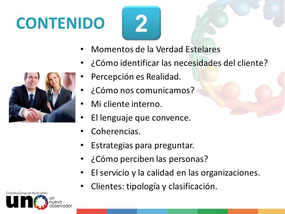 Características del Servicio.La excelencia en el servicio y atención a los clientes.