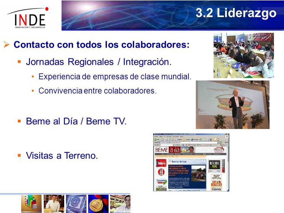 Contacto con todos los colaboradores: Jornadas Regionales / Integración.
