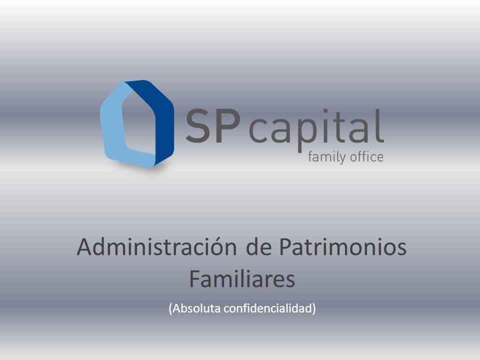 Administración de Patrimonios Familiares (Absoluta confidencialidad)
