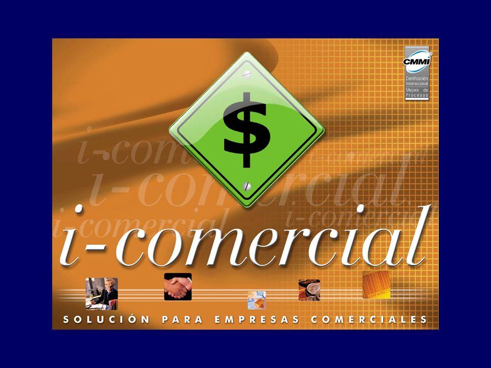 I-Comercial Es una poderosa herramienta de software que le permitirá a su empresa la automatización y eficiencia de sus procesos de negocio comerciales, logrando importantes ahorros de tiempos, costos y mejorando el servicio a sus clientes.