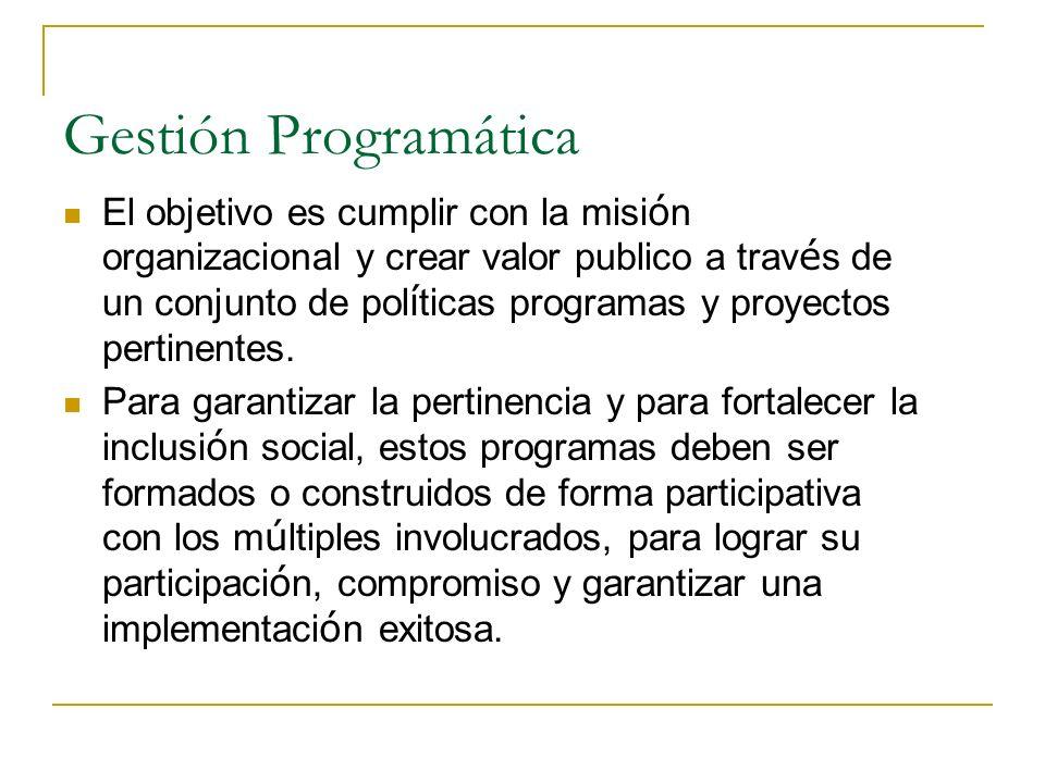 Gestión Política El objetivo de la gesti ó n pol í tica es contar con autorizaci ó n,recursos,apoyo y legitimidad para implementar la misi ó n organiz