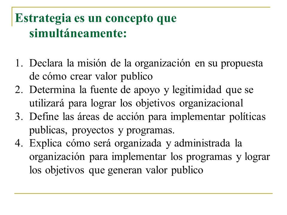 Gestión Organizacional El objetivo es contar con una organizaci ó n comprometida con la misi ó n, que cuente con la capacidad organizacional de llevar