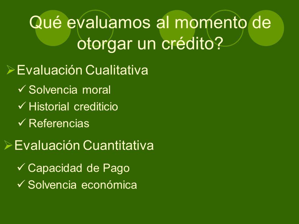 DELEGACION DE FACULTADES CREDITICIAS b).