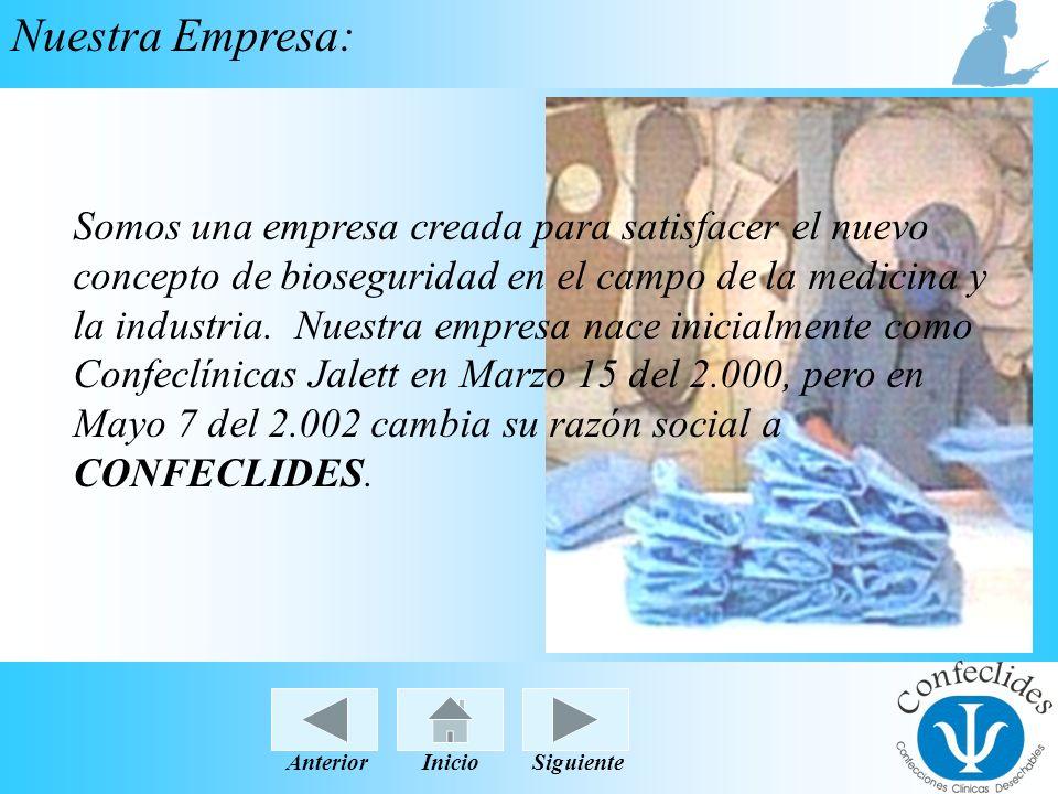 InicioAnteriorSiguiente Nuestros Clientes: Centro Médico Imbanaco.