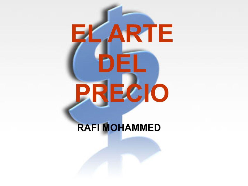 EL ARTE DEL PRECIO RAFI MOHAMMED