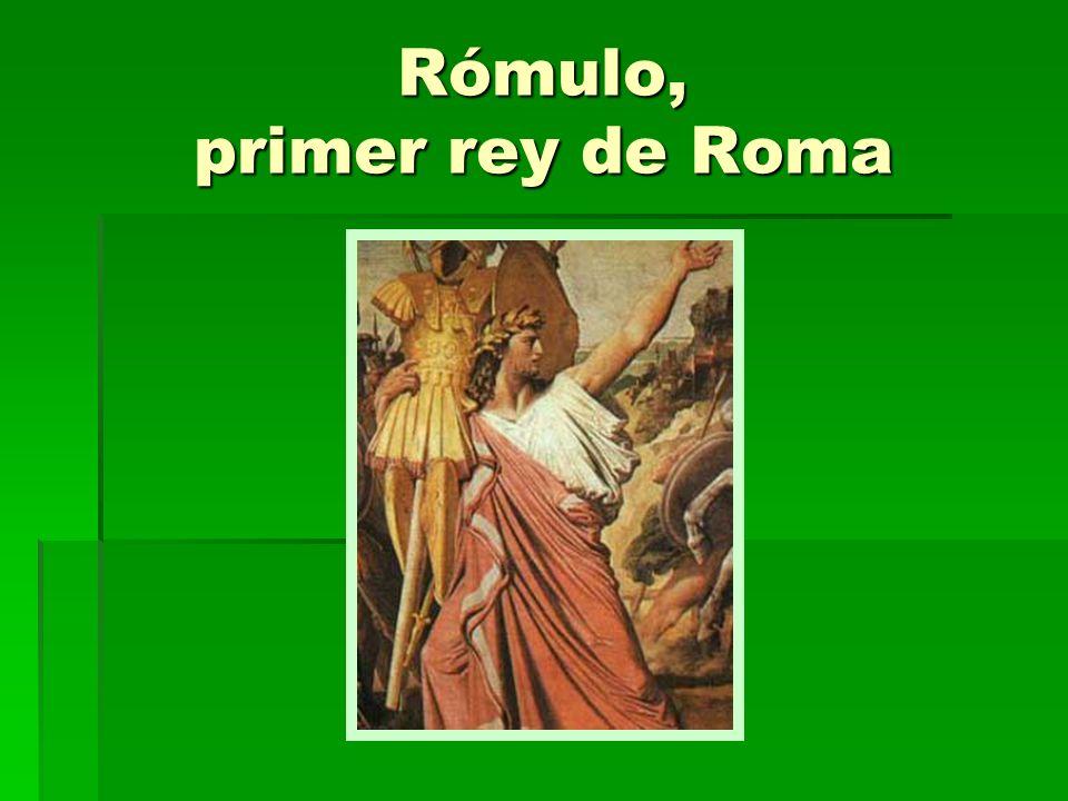 La Asamblea Curiada La Asamblea Curiada estaba constituida los soldados de las tres tribus en que estaba dividida Roma.