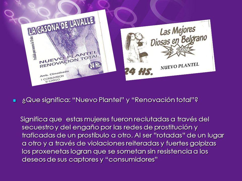 Paraguayas- Misioneras ¿Por qué son ofrecidas éstas mujeres.
