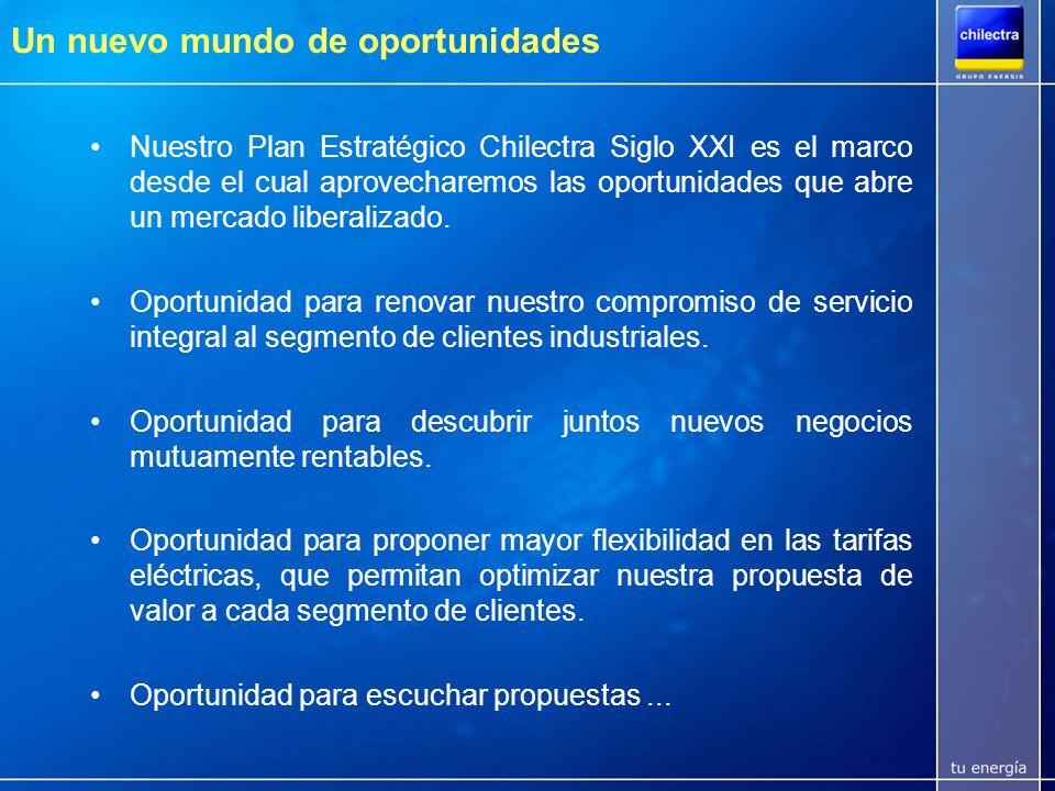 Una nueva estructura pensando en los clientes Negocios - Corporaciones - Empresas ESCO - Asesoría - Efic.