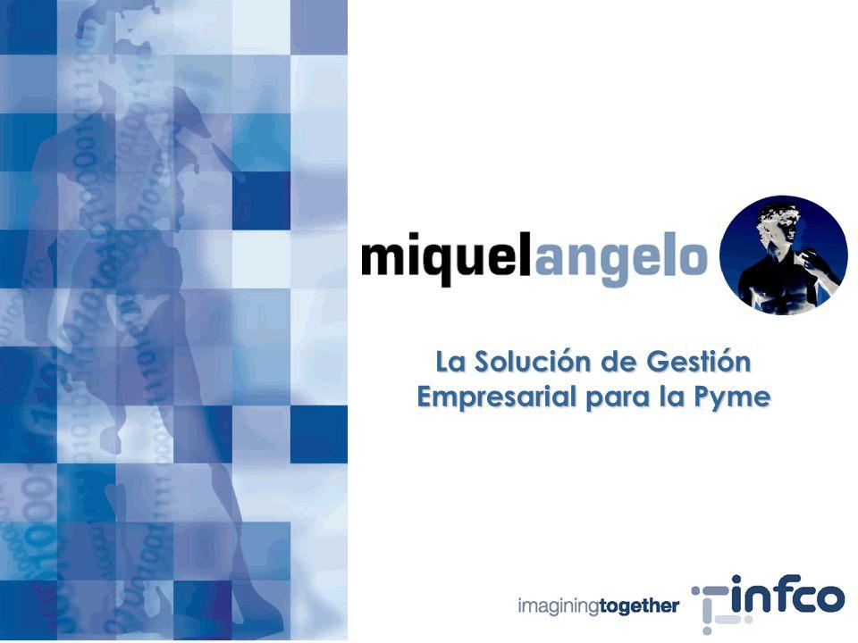 La Solución de Gestión Empresarial para la Pyme