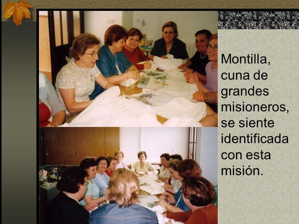 Montilla, cuna de grandes misioneros, se siente identificada con esta misión.