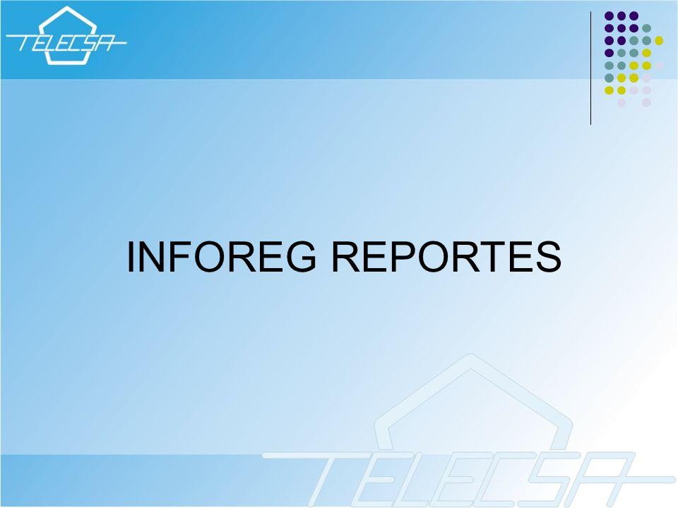 INFOREG REPORTES